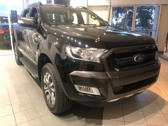 New Ford Ranger, Cheltenham, 2018 Ford Ranger