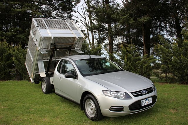 Used Ford Falcon EcoLPi Super Cab, Officer, 2012 Ford Falcon EcoLPi Super Cab Cab Chassis