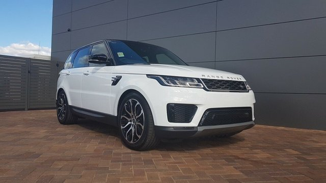 Discounted Demonstrator, Demo, Near New Land Rover Range Rover Sport SDV6 CommandShift SE, Toowoomba, 2017 Land Rover Range Rover Sport SDV6 CommandShift SE Wagon