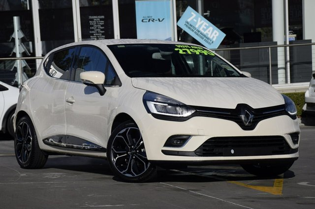 Discounted Demonstrator, Demo, Near New Renault Clio Intens, Narellan, 2018 Renault Clio Intens Hatchback