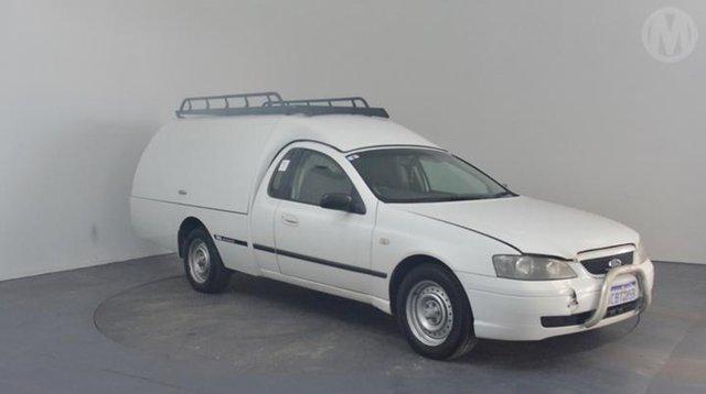 Used Ford Falcon XL (LPG), Altona North, 2005 Ford Falcon XL (LPG) Cab Chassis