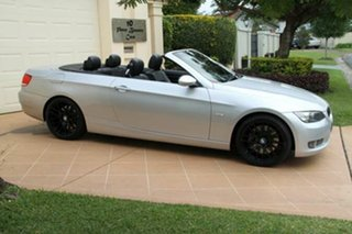 Discounted Used BMW 335i Steptronic, Bundall, 2007 BMW 335i Steptronic E93 MY08 Convertible