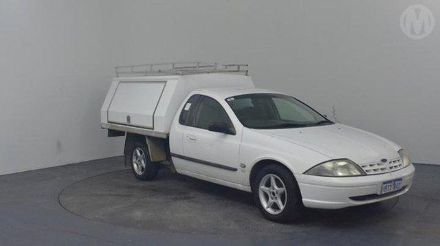 Used Ford Falcon XL, Altona North, 2002 Ford Falcon XL Cab Chassis