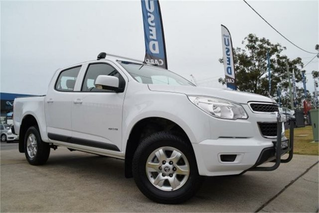 Used Holden Colorado LT, Mulgrave, 2012 Holden Colorado LT Utility