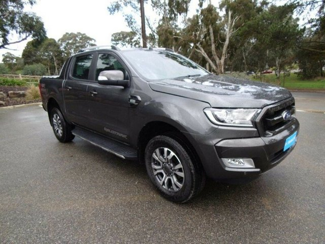 Discounted New Ford Ranger Wildtrak Double Cab, Cheltenham, 2018 Ford Ranger Wildtrak Double Cab Utility