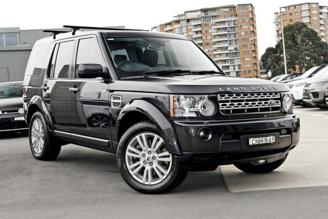 Used Land Rover Discovery 4 TDV6, Artarmon, 2013 Land Rover Discovery 4 TDV6 Wagon