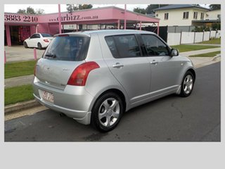 2006 Suzuki Swift Z Series Hatchback.