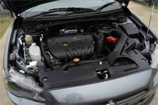 2010 Mitsubishi Lancer VR-X Hatchback.