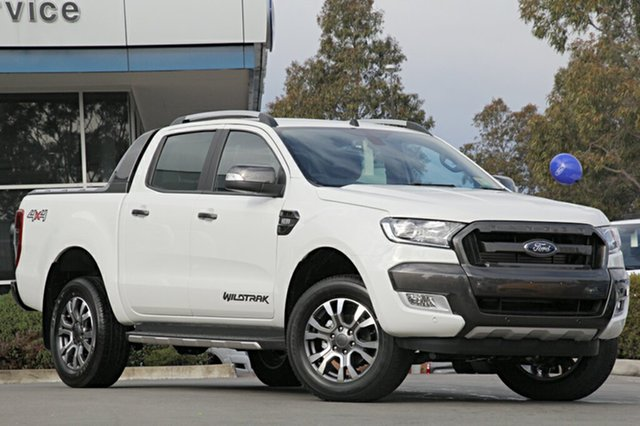 Discounted New Ford Ranger Wildtrak Double Cab, Warwick Farm, 2018 Ford Ranger Wildtrak Double Cab Utility