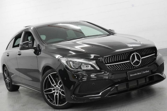 Used Mercedes-Benz CLA220 d Shooting Brake DCT, Warwick Farm, 2017 Mercedes-Benz CLA220 d Shooting Brake DCT Wagon