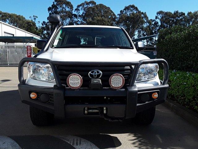 Used Toyota Landcruiser GX, Acacia Ridge, 2015 Toyota Landcruiser GX VDJ200R MY13 Wagon