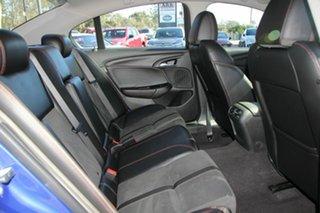2016 Holden Commodore SV6 Black Sedan.
