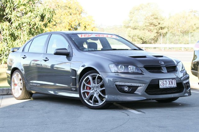 Used Holden Special Vehicles Clubsport R8, Moorooka, Brisbane, 2010 Holden Special Vehicles Clubsport R8 Sedan