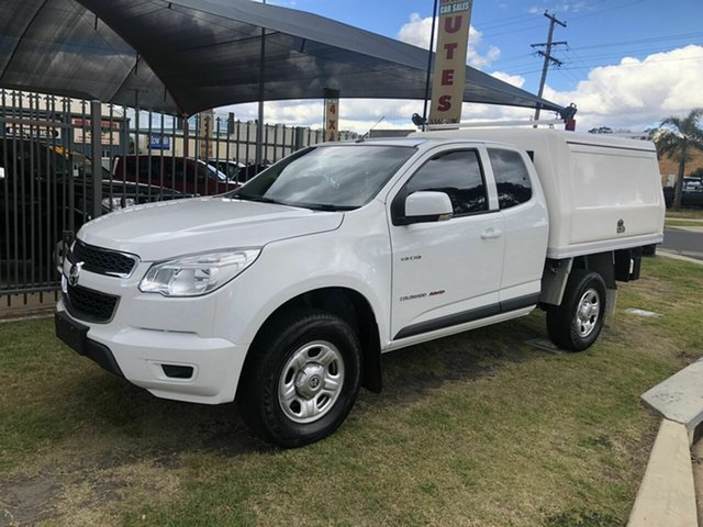 Used Holden Colorado LX (4x4), Toowoomba, 2014 Holden Colorado LX (4x4) Spacecab