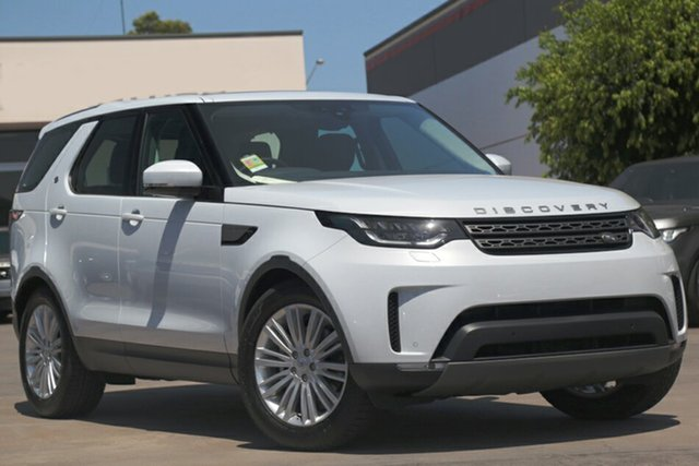 Demonstrator, Demo, Near New Land Rover Discovery TD6 SE, Narellan, 2017 Land Rover Discovery TD6 SE SUV