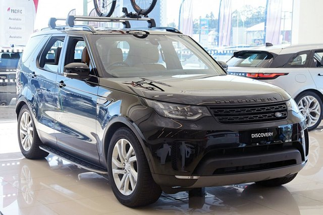 New Land Rover Discovery TD6 HSE, Springwood, 2018 Land Rover Discovery TD6 HSE Wagon