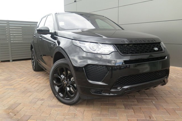 Discounted Demonstrator, Demo, Near New Land Rover Discovery Sport Si4 213kW SE, Toowoomba, 2017 Land Rover Discovery Sport Si4 213kW SE Wagon
