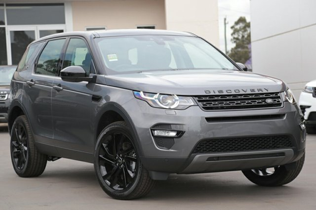 New Land Rover Discovery Sport SD4 HSE, Narellan, 2017 Land Rover Discovery Sport SD4 HSE SUV