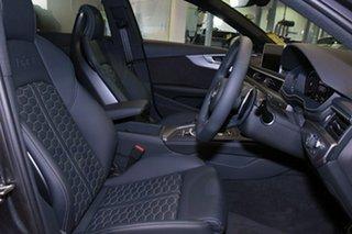 2018 Audi RS4 Avant Quattro Wagon.