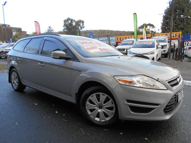 Used Ford Mondeo LX Tdci, Upper Ferntree Gully, 2014 Ford Mondeo LX Tdci Wagon