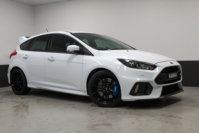 Used Ford Focus RS AWD, Rutherford, 2017 Ford Focus RS AWD Hatchback