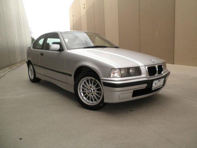 Used BMW 316I Exclusive, Cheltenham, 2000 BMW 316I Exclusive Hatchback