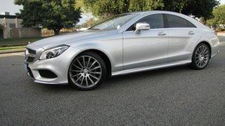 2016 Mercedes-Benz CLS250D d Coupe 7G-Tronic + Sedan.
