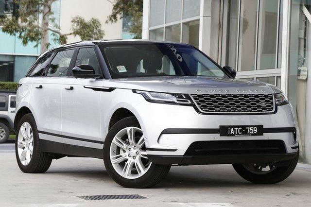 Demonstrator, Demo, Near New Land Rover Range Rover Velar D240 AWD SE, Port Melbourne, 2018 Land Rover Range Rover Velar D240 AWD SE Wagon