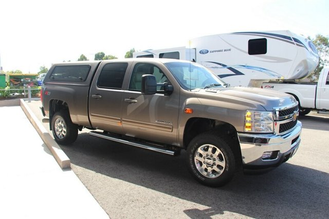 Used Chevrolet Silverado, North Lakes, 2013 Chevrolet Silverado Crewcab