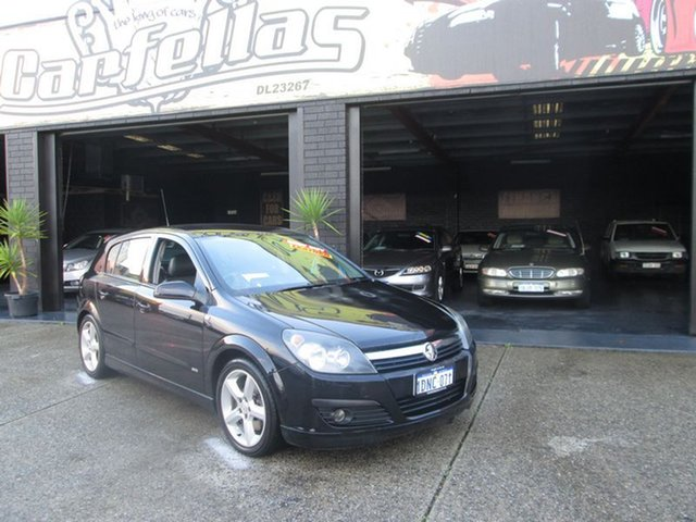 Used Holden Astra SRi, O'Connor, 2006 Holden Astra SRi Hatchback