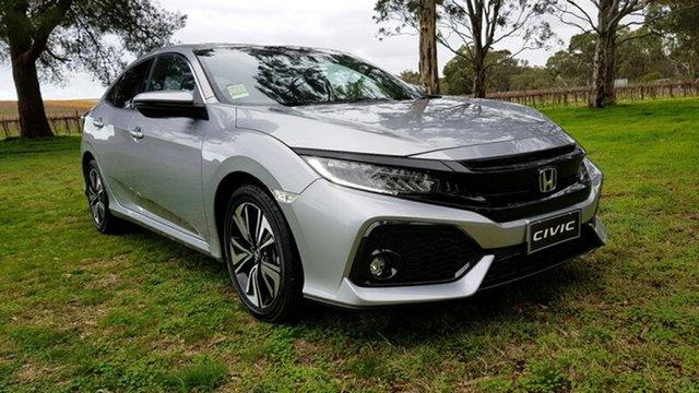 New Honda Civic VTI-LX, Tanunda, 2018 Honda Civic VTI-LX Hatchback