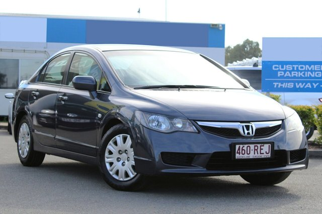 Used Honda Civic VTi, Bowen Hills, 2010 Honda Civic VTi Sedan