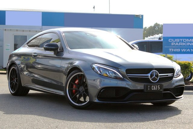 Used Mercedes-Benz C63 AMG SPEEDSHIFT MCT S, Toowong, 2016 Mercedes-Benz C63 AMG SPEEDSHIFT MCT S Coupe
