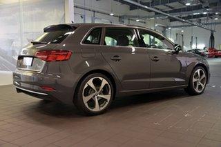 2018 Audi A3 Hatchback.