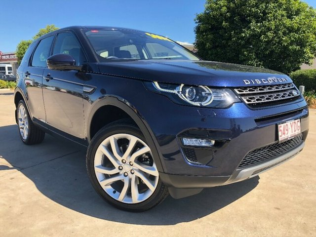Used Land Rover Discovery Sport Si4 SE, Townsville, 2015 Land Rover Discovery Sport Si4 SE Wagon