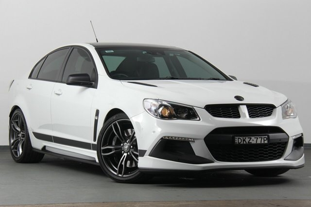 Discounted Used Holden Special Vehicles Clubsport R8 SV Black, Narellan, 2016 Holden Special Vehicles Clubsport R8 SV Black Sedan