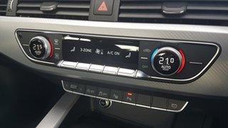 2017 Audi A4 S Line S tronic Sedan.