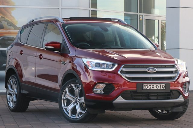 Used Ford Escape Titanium AWD, Warwick Farm, 2016 Ford Escape Titanium AWD SUV