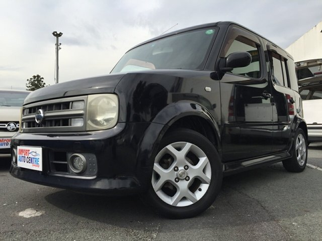Used Nissan Cube, Underwood, 2005 Nissan Cube Sedan