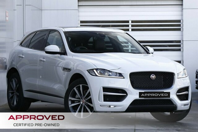 Discounted Used Jaguar F-PACE 30d AWD R-Sport, Gardenvale, 2017 Jaguar F-PACE 30d AWD R-Sport Wagon
