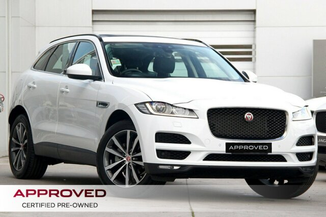 Discounted Used Jaguar F-PACE 20d AWD Prestige, Gardenvale, 2017 Jaguar F-PACE 20d AWD Prestige Wagon