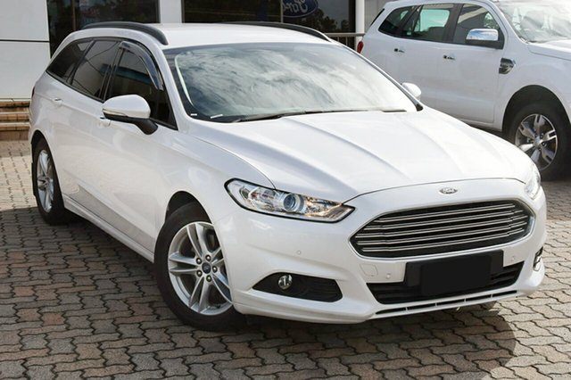 Discounted Demonstrator, Demo, Near New Ford Mondeo Ambiente PwrShift, Southport, 2017 Ford Mondeo Ambiente PwrShift Wagon
