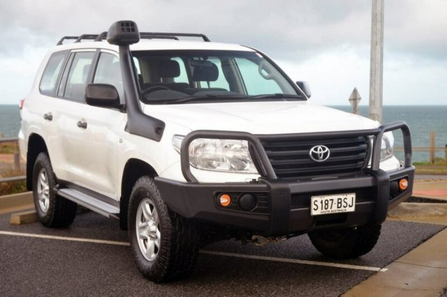 Used Toyota Landcruiser GX, Reynella, 2014 Toyota Landcruiser GX Wagon