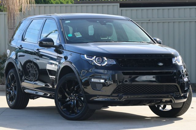 New Land Rover Discovery Sport TD4 132kW HSE, Blakehurst, 2017 Land Rover Discovery Sport TD4 132kW HSE Wagon
