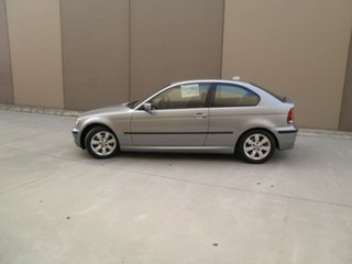 2005 BMW 318ti Steptronic Hatchback.