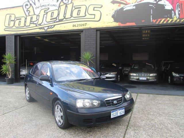 Used Hyundai Elantra GL, O'Connor, 2002 Hyundai Elantra GL Sedan