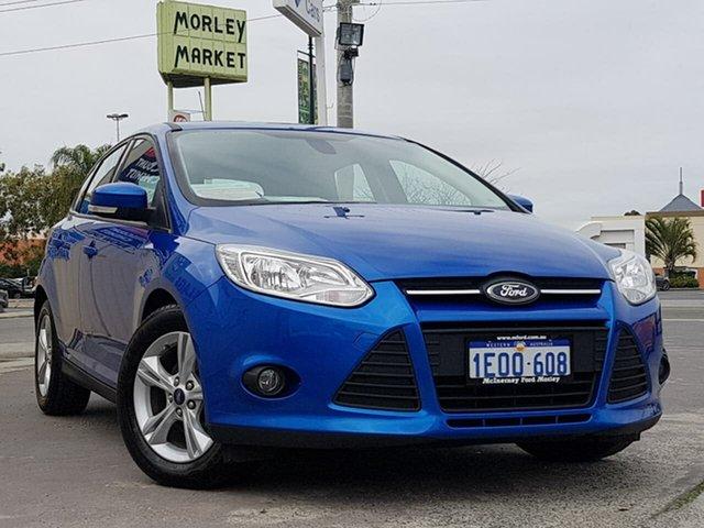 Used Ford Focus Trend PwrShift, Morley, 2014 Ford Focus Trend PwrShift Hatchback