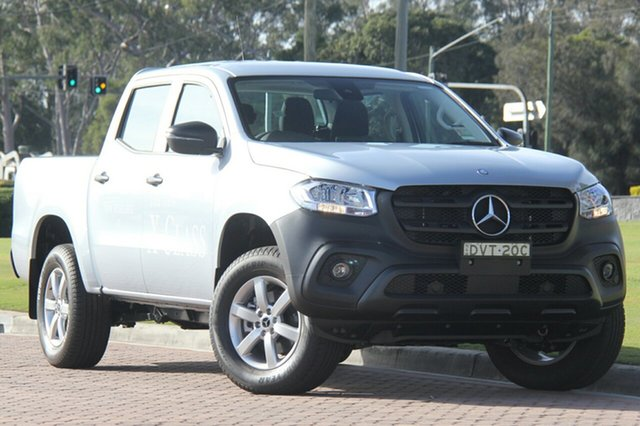 Discounted Demonstrator, Demo, Near New Mercedes-Benz X-Class X220d 2WD Pure, Southport, 2017 Mercedes-Benz X-Class X220d 2WD Pure Utility