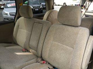 2005 Toyota Estima FOLD OUT SEAT/REAR RAMP Campervan.
