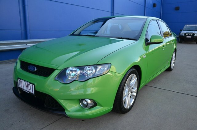 Used Ford Falcon XR6, Toowoomba, 2010 Ford Falcon XR6 Sedan